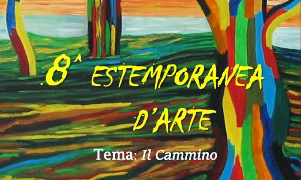 8^ Estemporanea d'arte a tema
